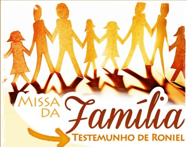 Participe da Missa da Família!