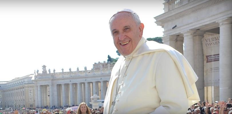Intenções de oração do Papa Francisco para o mês de setembro
