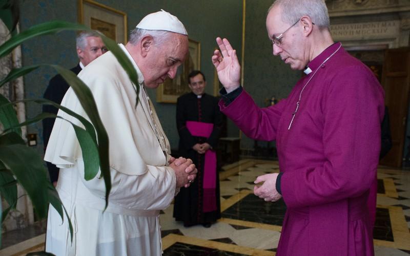 Bispos católicos e anglicanos vão celebrar 50 anos de diálogo