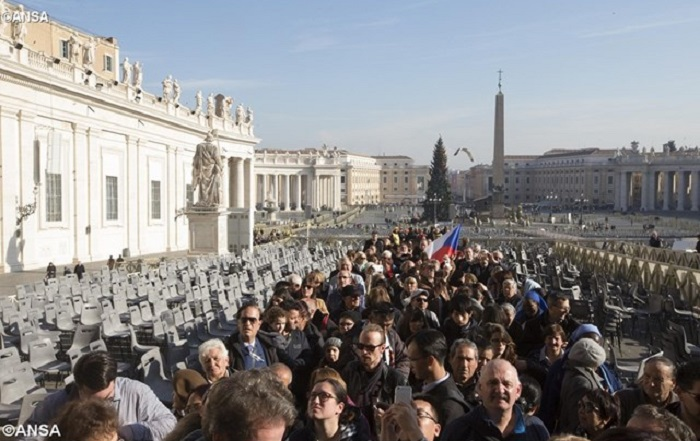 Ano Santo: mais de 18 milhões de peregrinos estiveram em Roma
