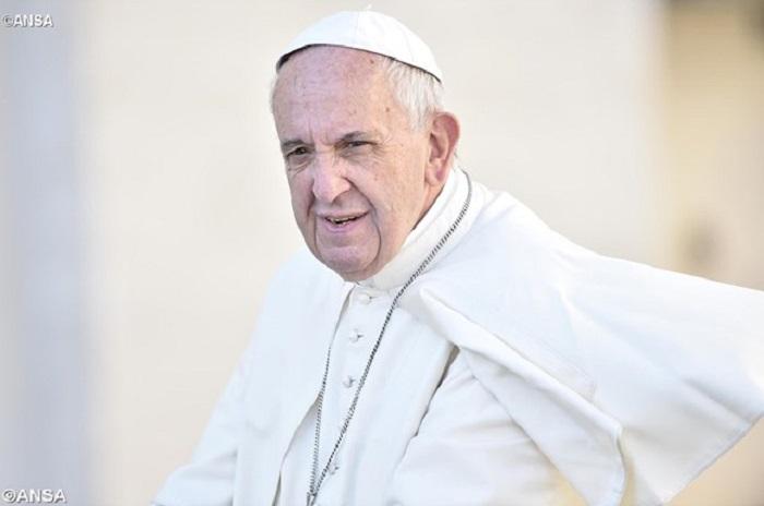 Construir, não destruir, pede Papa em audiência no Vaticano