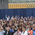 Centenas de membros do Movimento dos Focolares participam de encontro