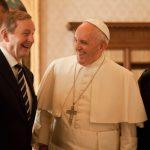 Papa Francisco visitará a Irlanda em 2018