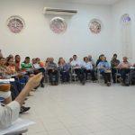 Comissão organizadora do 4º Congresso Missionário Nacional se reúne