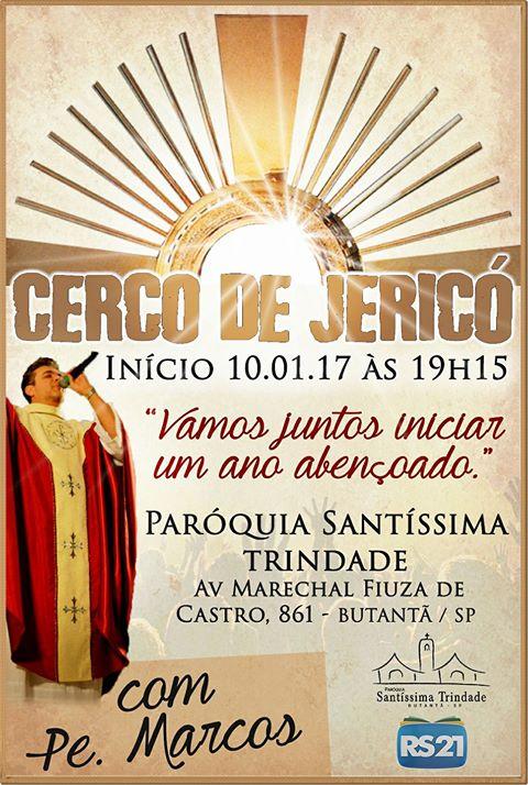 Participe do Cerco de Jericó