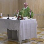 Para seguir Jesus é preciso mover-se, diz Papa