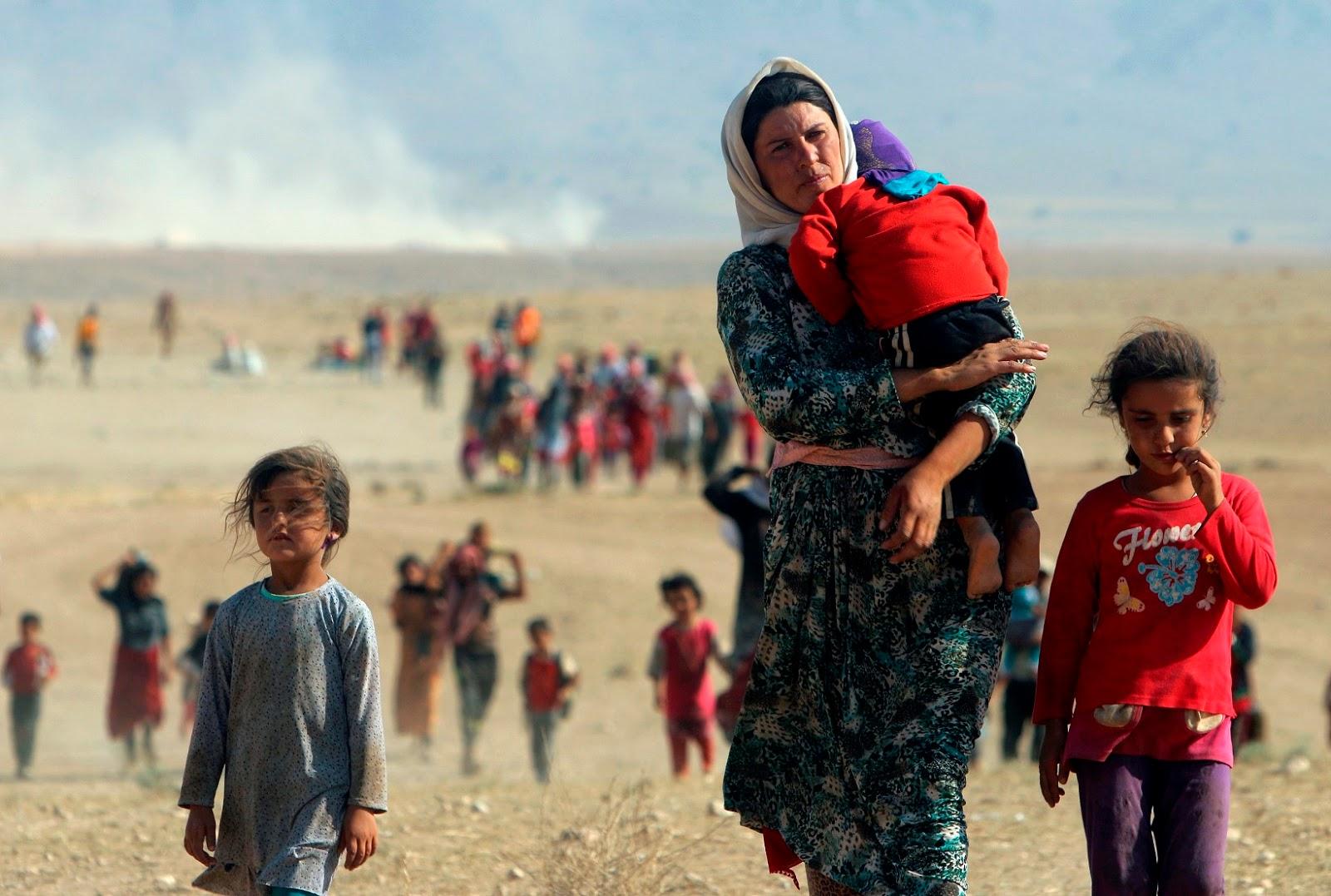 ONU: Mais de 5 milhões de pessoas na Síria não tem acesso à água