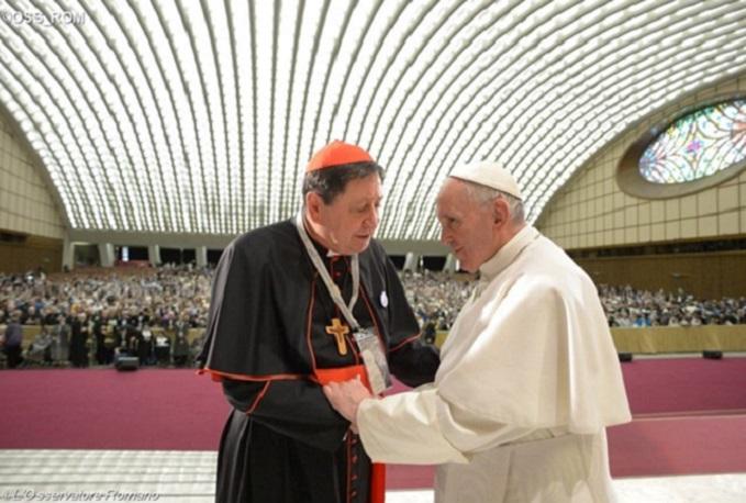 Cardeal Aviz fala aos consagrados no Dia da Vida Consagrada