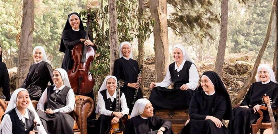 Banda de rock de freiras vira hit na América Latina