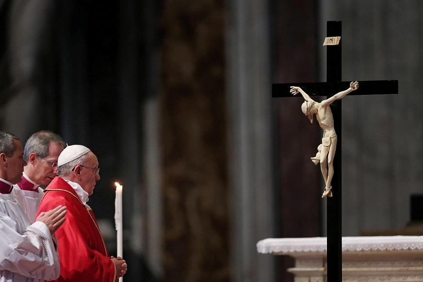 Vaticano divulga programação do Papa na Semana Santa