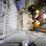 Após 10 meses de trabalhos Santo Sepulcro será reaberto à visitação