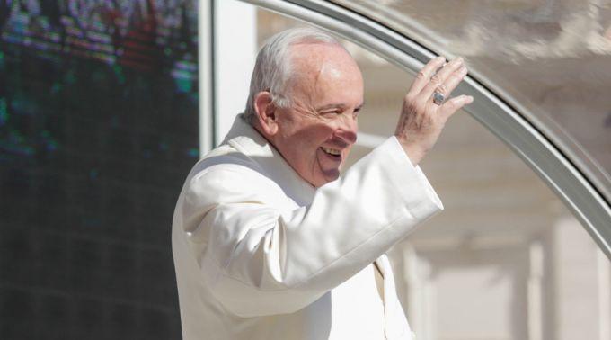 O cristianismo é vida e alegria porque Cristo ressuscitou, diz Papa Francisco