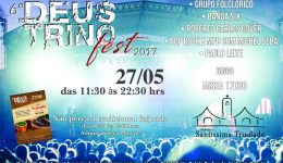 6º Deus Trino fest 2017