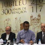 Ano Mariano e Tricentenário de Aparecida começam dia 12