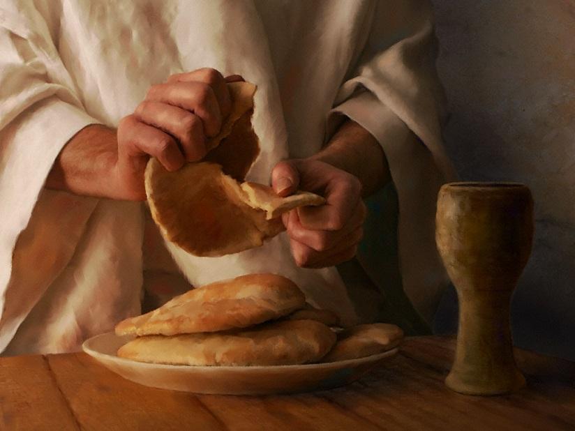 A Eucaristia como partilha e solidariedade