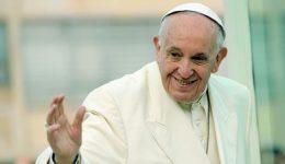 Calendário de eventos do Papa Francisco para os próximos meses
