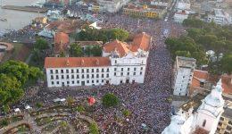 Procissão nº 225 do Círio de Nazaré leva 2 milhões de pessoas às ruas de Belém