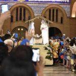 Santuário de Aparecida dá início à Novena de Natal
