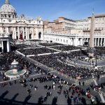 Papa agradece funcionários da Segurança Pública do Vaticano