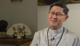 Cardeal Tagle: não levantar muros, todos nós temos sangue de migrantes