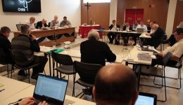 CF sobre Políticas Públicas para 2019 foi destaque na reunião dos bispos