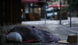 Clima frio desperta iniciativas solidárias