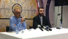 Em coletiva, padres falam sobre novidades na Novena da Padroeira