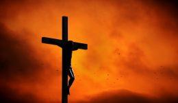 Um rei na cruz