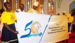 Papa a bispos do Secam: continuem sendo missionários do Evangelho