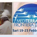 Igrejas do Mediterrâneo em diálogo com Francisco em Bari