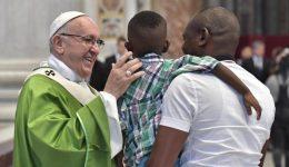 Confiança e esperança: a exortação do Papa aos refugiados