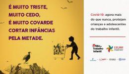 Igreja participa de ações do Dia Mundial do Combate ao Trabalho Infantil, em 12 de junho