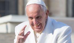 Papa: Pós-operatório concluído
